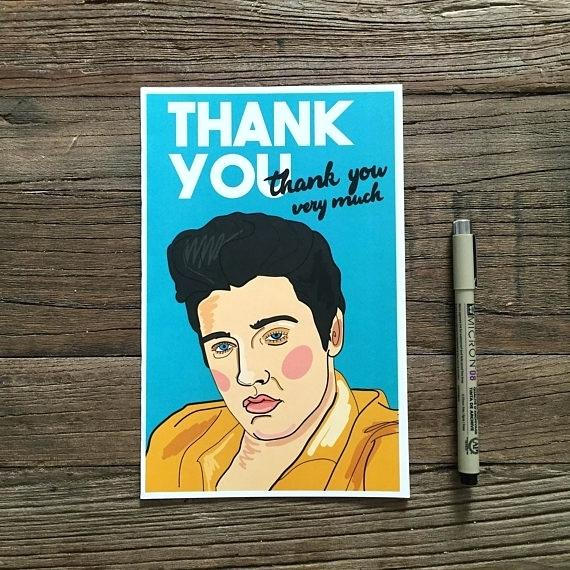 elvis presley personalised birthday card ; elvis-presley-personalised-birthday-card-greeting
