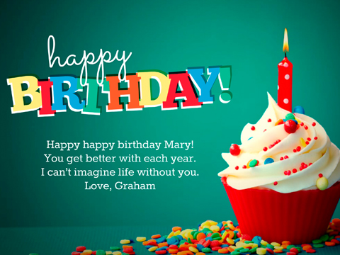 email birthday greetings ; Birthday-Candle-Blowout-Greeting-Lovely-Birthday-Card-Email-Template