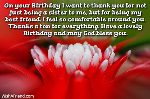 emotional birthday message ; 536-sister-birthday-messages