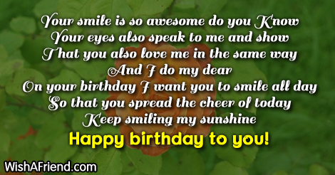 emotional birthday message ; Lovely-Birthday-Wishes-With-Great-Message