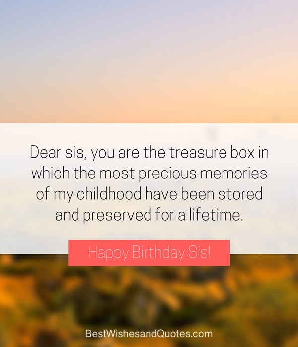 emotional birthday message ; happy-birthday-sister-images
