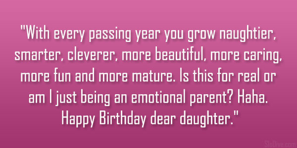 emotional birthday message ; with-every-passing-year