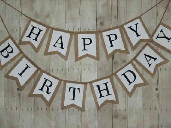 etsy happy birthday banner ; burlap-birthday-banner-etsy-personalized-burlap-birthday-banner-burlap-40th-birthday-banner-happy-birthday-banner-burlap-and-fabric-pennant-banner-natural-burlap-with-white-fabric-overlay