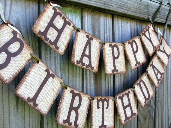 etsy happy birthday banner ; like-this-item-happy-birthday-burlap-banner-for-sale-burlap-first-birthday-banner-burlap-birthday-banner-etsy