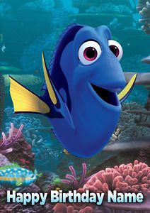 finding nemo personalised birthday card ; s-l300-9