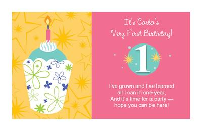 first birthday greeting for baby girl ; St-Birthday-Card-Cute-Marvelous-1st-Birthday-Card-Message