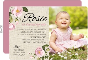 first birthday invitations ; pink-burlap-floral-first-birthday-invitation_239353_495387_0_big_rounded