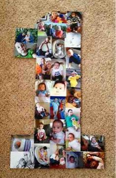 first birthday picture collage ; a3185c0ac56be82cab444285ff171207