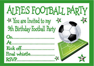 football birthday party invitation templates ; football-birthday-party-invitations-and-astounding-Party-Invitation-Template-designing-then-you-will-get-a-different-34