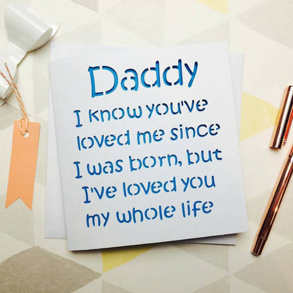 for dad birthday card ; greeting-card-for-dad-daddy-birthday-card-dad-birthday-daddy-card-fathers-day-card