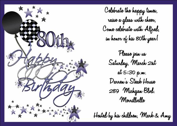 formal invitation wording for birthday party ; be302276ea623cba35532817f92440a6