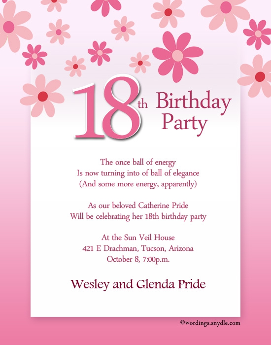 formal invitation wording for birthday party ; birthday-party-invitation-wording-badbrya-samples-of-birthday-invitations