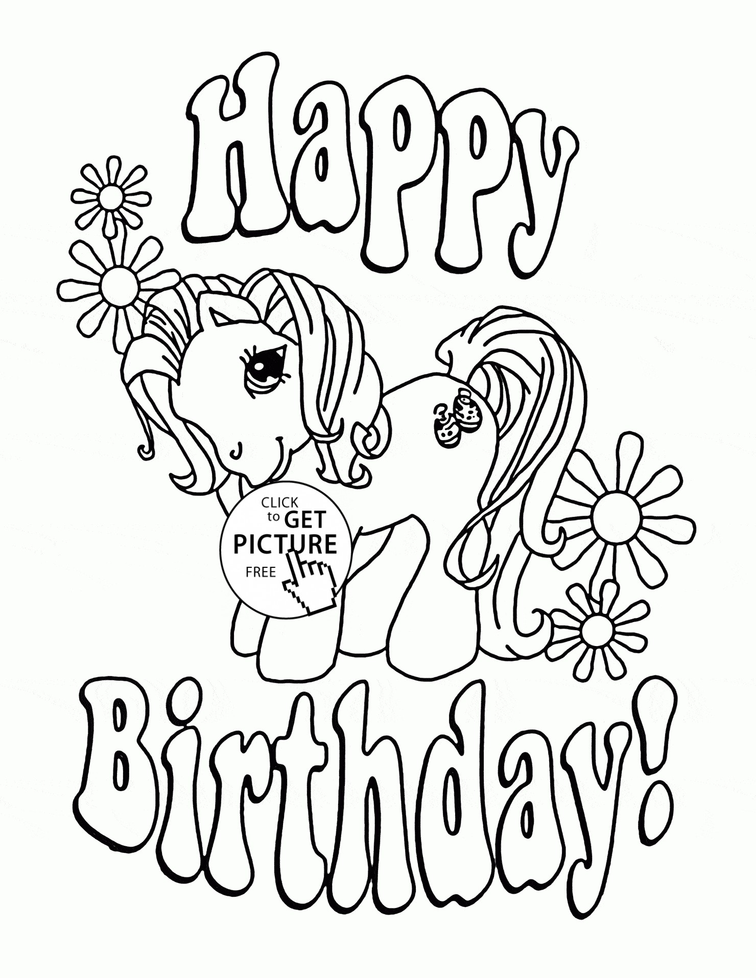 free birthday coloring pages to print ; birthday-coloring-pages-printable-unique-birthday-coloring-pages-printabl-cute-happy-birthday-colouring-pages-for-kids