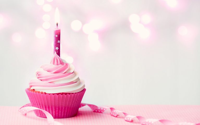 free birthday desktop wallpaper ; Happy-birthday-images-pink-cake-with-candle-light-download-free-4k-artwork-background-wallpapers-colourful-desktop-wallpapers-samsung-phone-wallpapers-1920x1200-768x480
