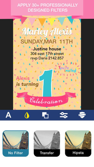 free birthday invitation maker app ; electronic-invitations-free-fresh-invitation-maker-invite-maker-on-the-app-store-of-electronic-invitations-free