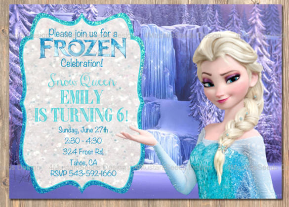 free frozen birthday invitation template ; Frozen-Birthday-Party-Invitation-for-All