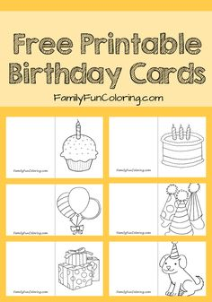 free kids birthday cards to print ; 0e05c24afde7d625bf05fd75e8d136c4--toddler-making-birthday-cards-free-printable-birthday-cards-for-kids