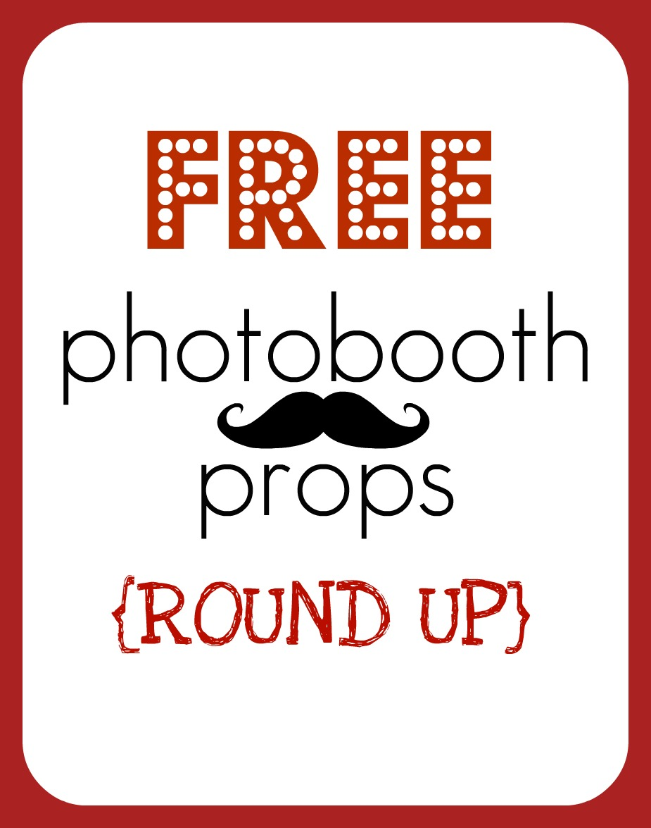 free printable 30th birthday photo booth props ; PHOTOBOOTH+props+round+up