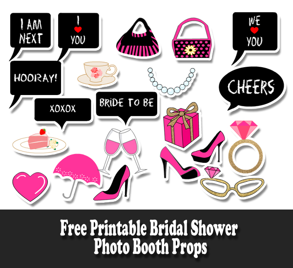 free printable 30th birthday photo booth props ; free-printable-bridal-shower-photo-booth-props