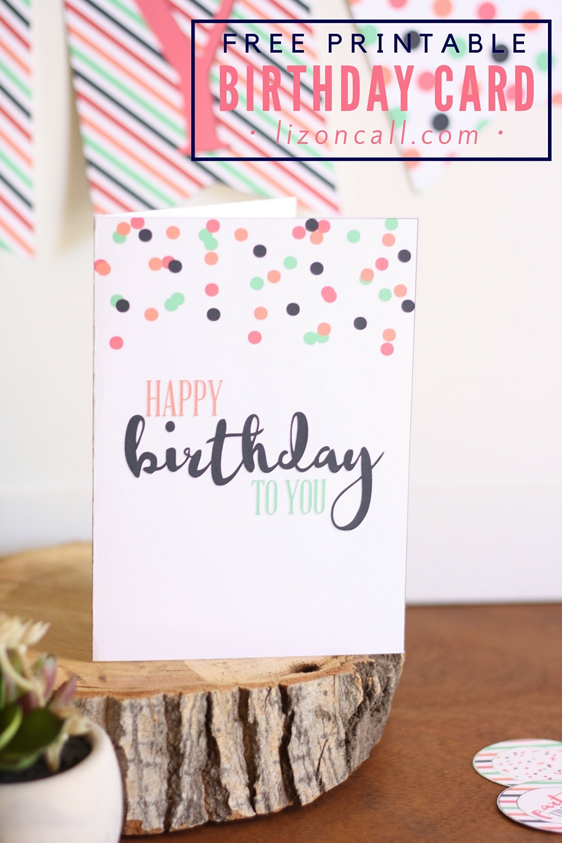 free printable birthday cards for best friends ; Birthday-Card-1