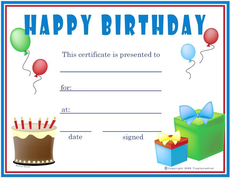 free printable blank birthday coupons ; birthday-gift-coupon-template-free-printable-certificate-forms-certificates-reward-kid
