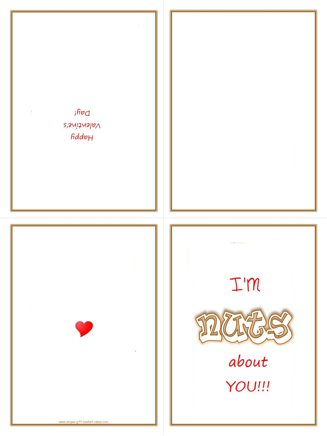 free printable foldable birthday cards for mom ; nuts_about_you_valentines_card