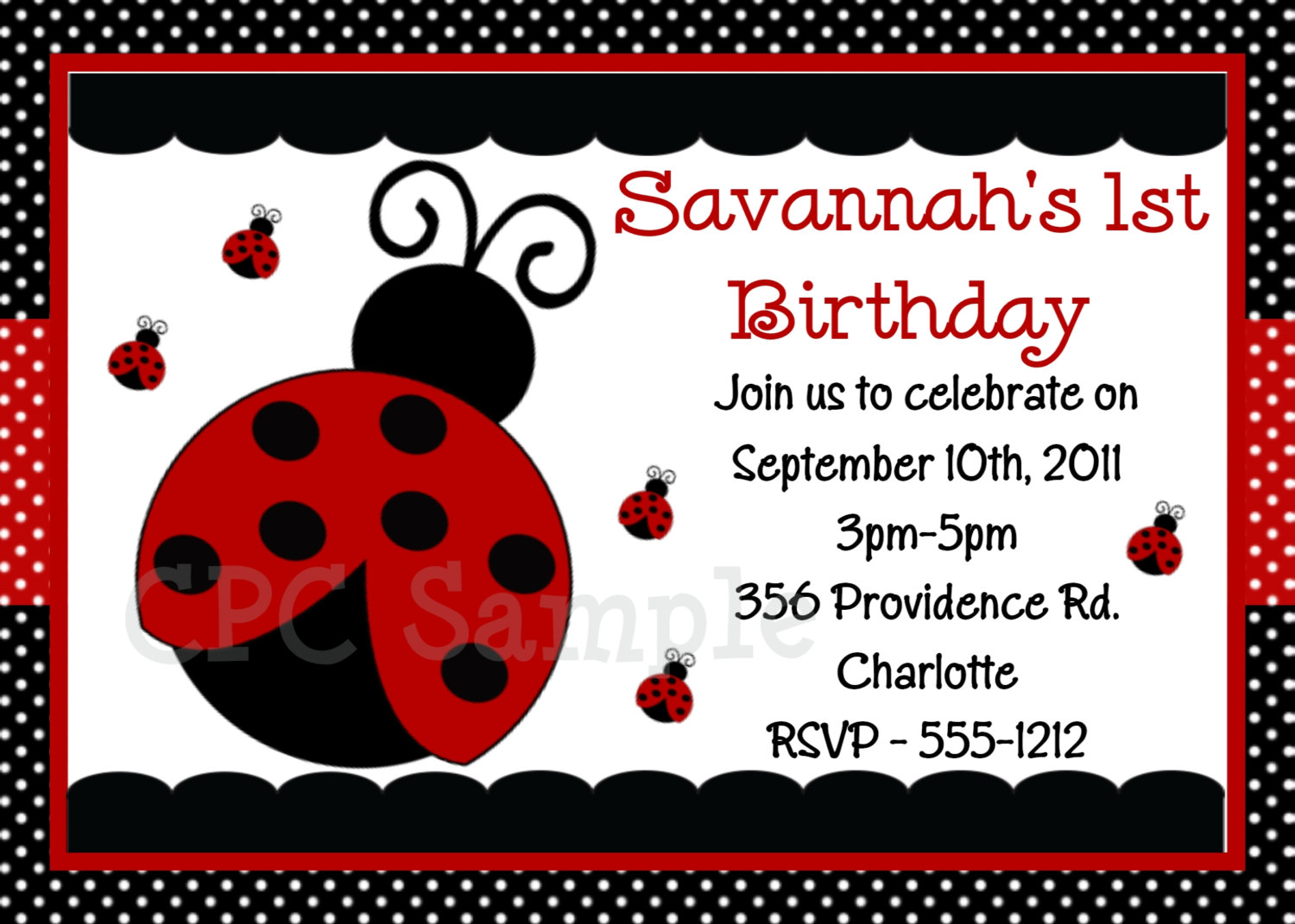 free printable ladybug birthday cards ; ladybug-birthday-party-invitations-stunning-Party-invitations-as-your-best-friendship-appreciation-to-your-best-friends-4