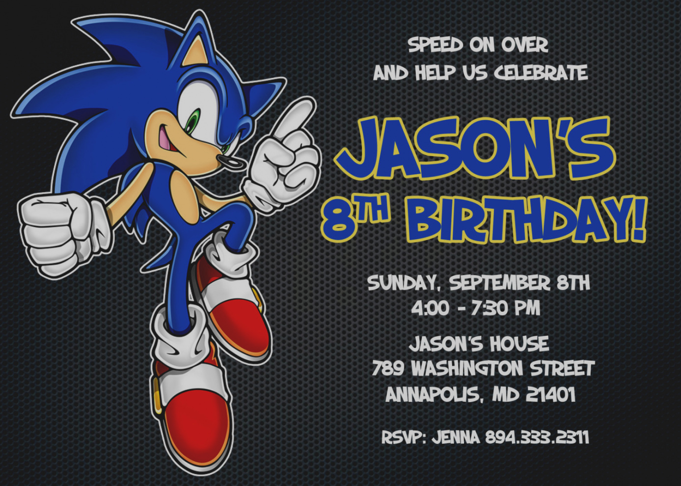 free printable sonic the hedgehog birthday invitations ; trend-sonic-birthday-invitations-the-hedgehog-party-mickey-mouse
