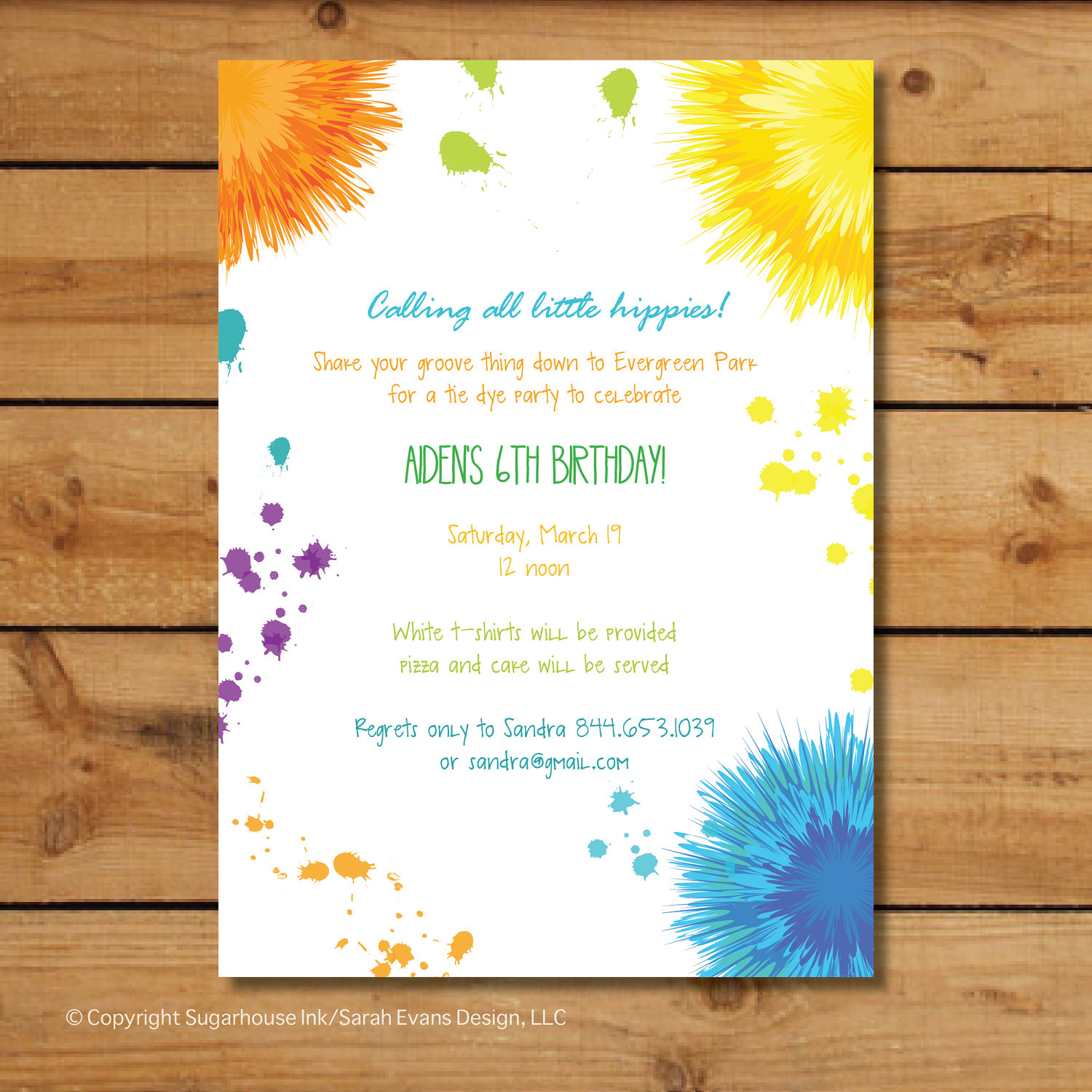 free printable tie dye birthday invitations ; il_fullxfull