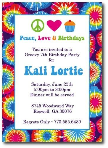 free printable tie dye birthday invitations ; tie-dye-invitations-hippie-chick-by-thepreppyladybug-on-etsy-15-00_tie-dye-party-images-parties-on-printable-tie-dye-party-invitations