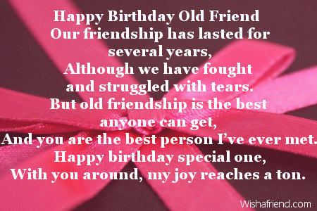 friendship poems for best friends birthday ; 2450-friends-birthday-poems