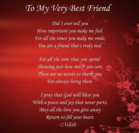 friendship poems for best friends birthday ; a3c9bd449d76cbb48c5f3a91f0d24587