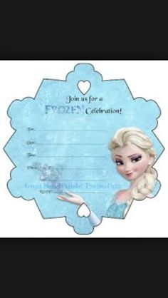 frozen birthday party invitations free printable ; 6644a6d43affb9fa9d8da5a29c58d2d6--free-birthday-frozen-birthday-party