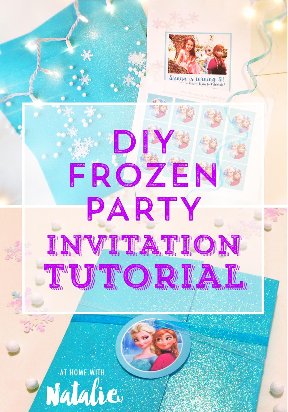 frozen birthday party invitations free printable ; FROZEN-PARTY-INVITE-TUTORIAL1-ATHOMEWITHNATALIE