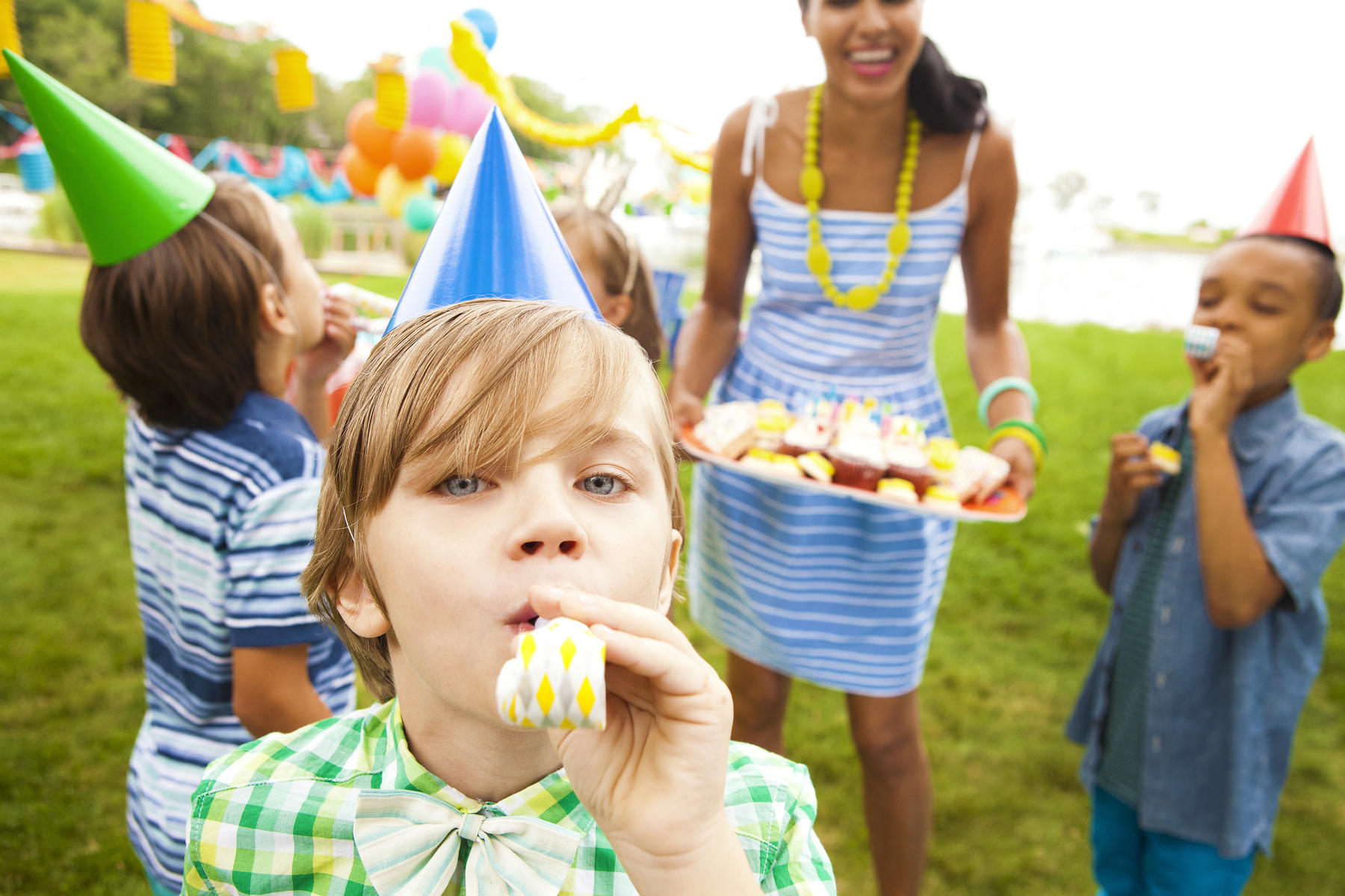 fun things for kids birthday ; GettyImages-543767951