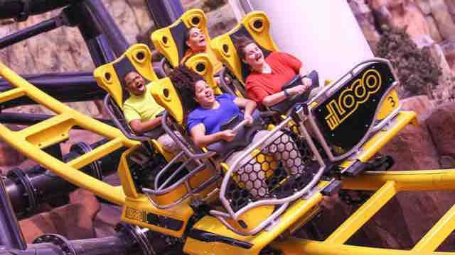 fun things for kids birthday ; el-loco-adventuredome