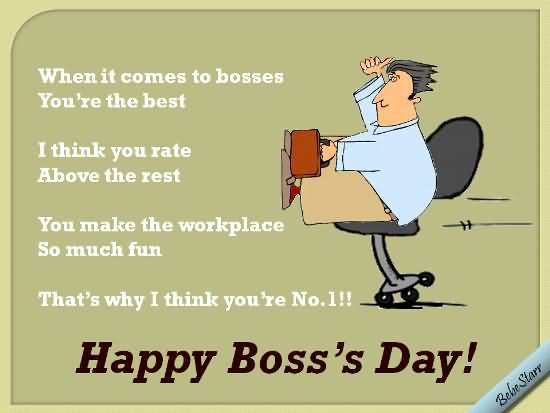 funny birthday message for boss from staff ; When-It-Come-To-Boss-Yorre-The-Best-I-Think-You-Rest-Thats-Way-I-Think-Youre-No-1-Happy-Birthday