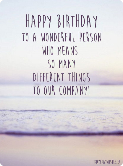 funny birthday message for boss from staff ; birthday-wishes-for-employees-1