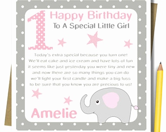 goddaughter first birthday card ; goddaughter-first-birthday-card-elegant-made-to-order-greetings-cards-amp-stationery-by-linencardsuk-of-goddaughter-first-birthday-card