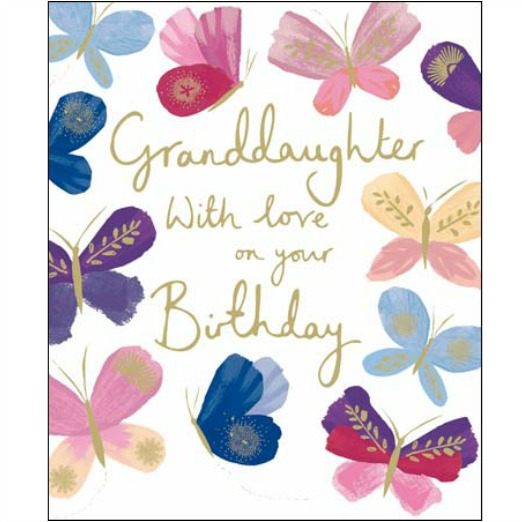 granddaughter birthday card images ; 369506_522