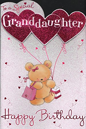 granddaughter birthday card images ; 91pW8-zf-cL
