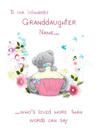 granddaughter birthday card images ; Customisecards-Aspx-Best-Birthday-Card-For-Granddaughter