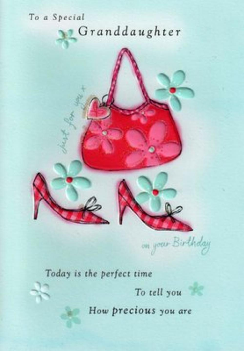 granddaughter birthday card images ; lrgscale5992_1
