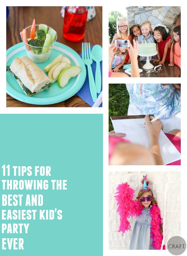 great kids birthday parties ; kids-party