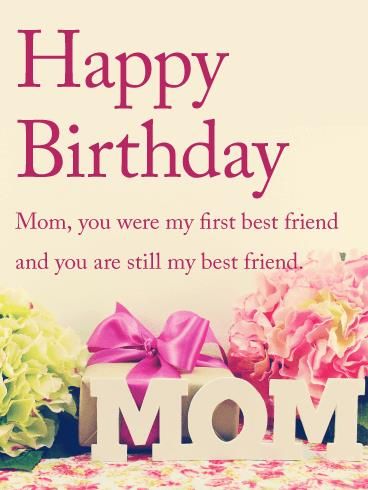 greeting card happy birthday to mom ; happy-birthday-cards-for-your-mom-you-are-my-best-friend-happy-birthday-card-for-mom-if-your-mom-is-free