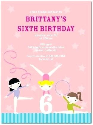 gymnastic birthday invitation wording ; 6th-birthday-invitation-wording-birthday-invitation-wording-gymnastics-party-with-invitations-ideas-for-your-cards-inspiration-resize-6th-birthday-invitation-wording-girl