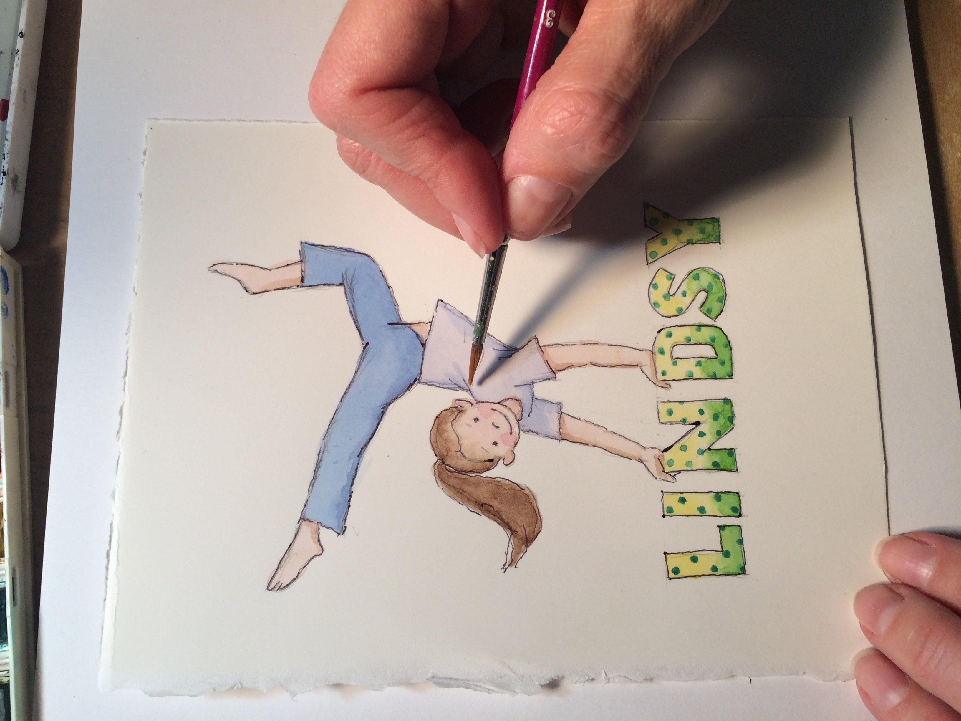 gymnastics birthday card ; maxresdefault