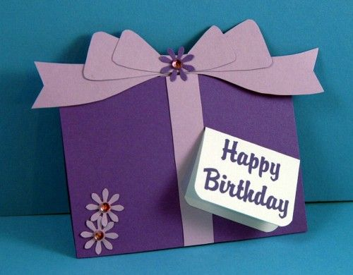 hand make birthday card design ; designs-for-handmade-greeting-cards-9-different-types-of-handmade-greeting-cards-for-birthday-11-template