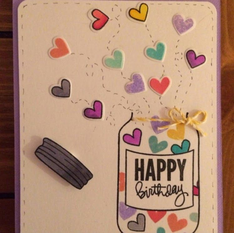 handmade birthday card ideas ; 7b3330186eec61ba602649e4a731faea