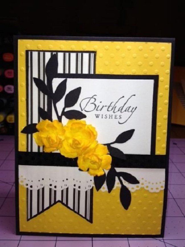 handmade birthday card ideas ; Cute-Card-for-Grandma